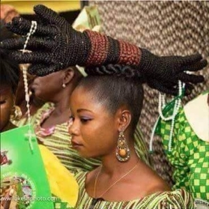 What!! Is This Hairstyle? [See Photo]